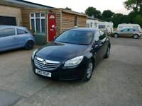 Insignia Exclusive 1.8L 5DR 2010 low mileage long mot full service history excellent condition