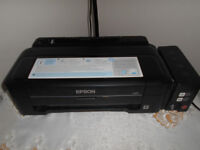 Epson Colour Printer with Ink Tank System