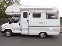 Talbot camper/motorhome.12 month MOT.Power Steering.62781 genuine mls