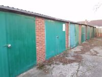 Garages available to rent: Spout Lane, opp 36 Stanwell TW19 6BN