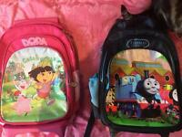 Travel luggage rucksack boy girl Dora and Thomas - Dereham