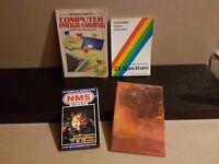 Vintage ZX Spectrum & Computer Books / Manual