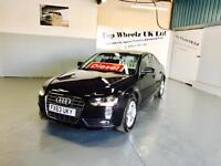 AUDI A4 TECHNIK SE TDI 2.0 DIESEL AUTOMATIC, 63 PLATE, 38000 MILES, FINANCE AVAILABLE.