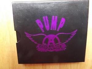 "FS: 1989 (Geffen) Aerosmith ""Pump"" Limited Deluxe Edition Promot"