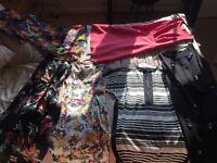 Excellent 6 job lot of size 8 ladies dresses. Super condition