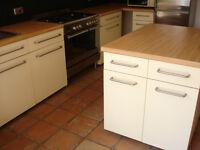 Habitat Kitchen Units.