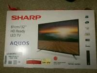 Sharp 32-inch TV
