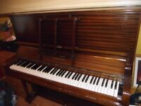 Old Collingwood upright piano