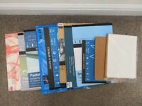 A2/A4/A3 Atlantis Cartridge Paper/ Trace/Foam Board