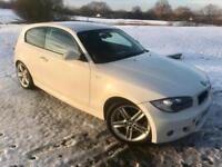 BMW 116i M Sport 1.6L 3Dr In Prestige Condition! FULL BMW SERVICE HISTORY/1 Year MOT/HPI Clear