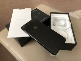 iPhone 7 Plus - 128GB - JetBlack - AMAZING CONDITION!!! - UNLOCKED
