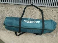 Tent in carry bag