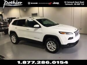 2018 Jeep Cherokee North | REAR CAMERA | HEATED SEATS | UCONNECT
