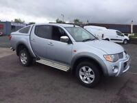 07 Mitsubishi L200 Warrior Double Cab Pick Up