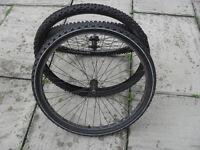 26 Inch Bike Wheels