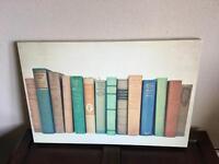 Book canvas