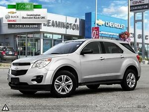 2010 Chevrolet Equinox GREAT LOOKING VEHICLE LOW KM'S FWD 4 CYLI
