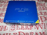 PS2 brand new in box