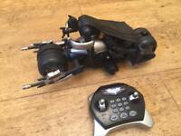 The Dark Night Rises U-Command Bat Pod Remote Control