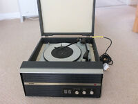 Vintage Bush RP60 record player fully refurbished