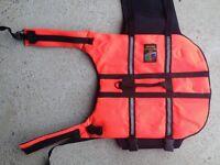 Medium dog buoyancy aid