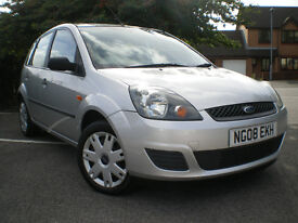 *** Ford Fiesta 1.4 TDCi 5dr * LOW MILEAGE * ONLY COVERED 91K *3 months warranty included***