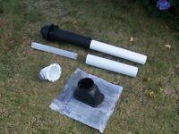 gas boiler flue parts