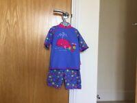 NEW JoJo Maman Baby swimming suit, 1-2 years