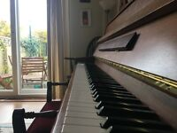 Jazz Piano Lessons in Bristol