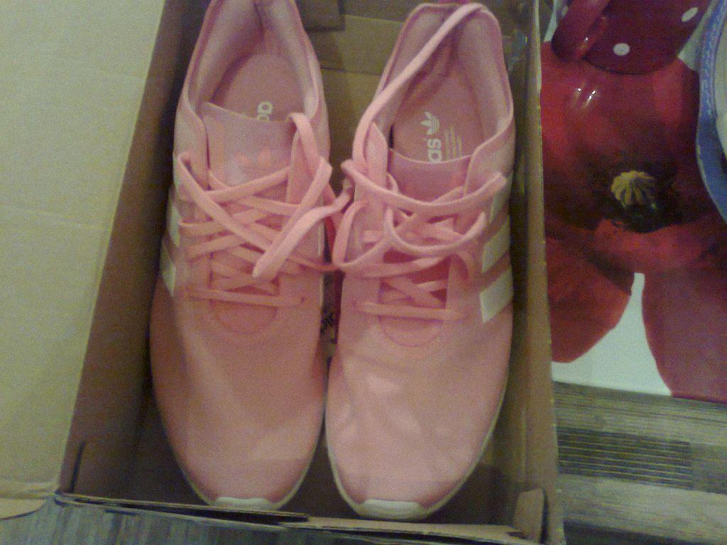 adidas zx flux smooth w rosa