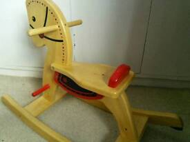 Rocking Horse. Suitable for 1-3 yrs