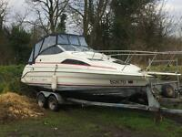 Bayliner 2255 Ciera Sunbridge + Trailer