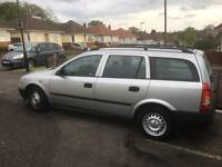 Vauxhall Astra Estate. 1998. LOW MILES!