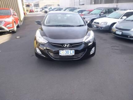 2012 Hyundai Elantra Elite 1.8lt 6 Speed Automatic Sedan Derwent Park Glenorchy Area Preview