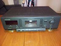 Philips 900 Series Stereo Cassette Deck Model FC950
