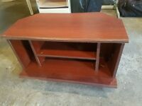 tv cabinet and chest of drawers very good condition