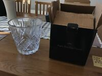 Argyle Fine Cut Crystal Wine/Champagne Bucket