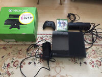 Xbox One 500GB With Kinect 1 controller