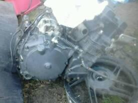 Suzuki rf 600 engine