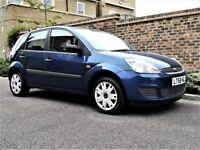 2008 FORD FIESTA 1.25 STYLE 5dr - 44,000 MILES - FULL FORD SERVICE HISTORY