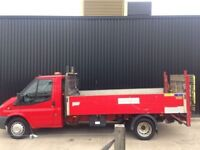 Ford Transit LWB & XLWB Dropside Bodys & Tail Lifts **Note VAN NOT INCLUDED** Dropside Body & Lift