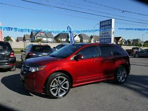 2013 Ford Edge Sport Sport Pano Roof Navigation