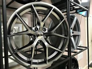SALE! New 18  5x114.3 VOSSEN REPLICA ALLOY WHEELS and TIRE PACKAGE; N.175 ```1 Year Warranty```Guaranteed Quality