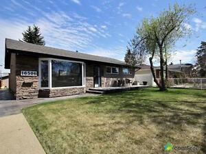 $348,500 - Bungalow for sale in Edmonton - Northwest