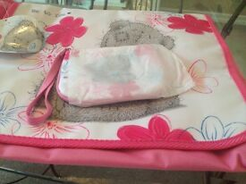 me to you girls school bag and purse bnwt