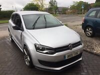 2011 1.2 VOLKSWAGON VW POLO SPARE OR REPAIR PX SWAP