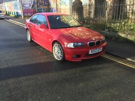 BMW M SPORT LOW MILEAGE 2003