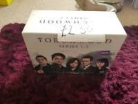 Torchwood dvds