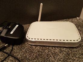 Netgear Wireless-G Router WGR614 v9