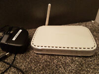 Netgear Wireless-G Router WGR614 v9